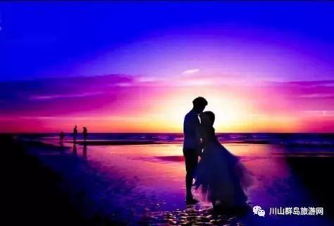 """【中秋特辑】""""海上生明月,天涯共此时""""--川山群岛月夜美如画"""
